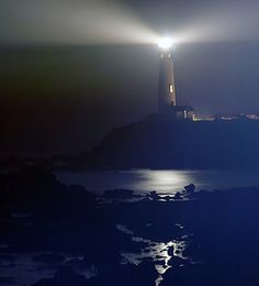Pigeon Point's Big Light