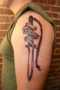 33 Best Army Ranger Tattoos images | Tattoos, Ranger, Army