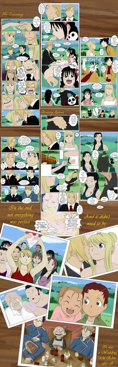 EdWin: A Trip To Xing Part [more of a bonus] by Sandrenny on DeviantArt Full Metal Alchemist, Fullmetal Alchemist Edward, Fullmetal Alchemist Brotherhood, Cartoon Ships, Anime Ships, Wedding Couple Cartoon, Eric And Sookie, Ed And Winry, Alphonse Elric