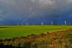 Wind farm by ulrichwaldeck21 on 500px