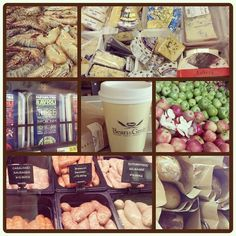 Instagrammer nadiamcphoto picked up the essentials (and a few treats) at the Fyshwick Fresh Food Markets