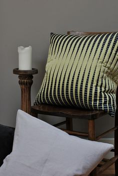 Mango Selby cushion - from Coral and Bone