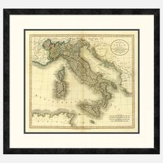 Italy, 1799 30.38x28.24, $199, now featured on Fab.