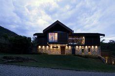 Casa na Colina,© Leonardo Finotti