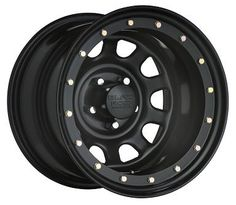 Black Rock Street Lock Series 952 Steel Wheel - Bolt Pattern Back Spacing Satin Black Jeeps 4x4 Tires, Rims And Tires, Wheels And Tires, Jeep Xj Mods, Truck Mods, Jeep Cj7, Jeep Wrangler, Jeep Cherokee Parts, Jeep Parts