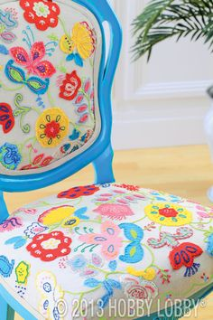 A stem stitch here, a lazy daisy there, and you've got a houseful of adorable make-you-smile-every-time designs. Here's a sweet collection of projects to get you started.