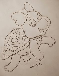 Drawings Of Friends, Art Drawings For Kids, Pencil Art Drawings, Art Drawings Sketches, Drawing For Kids, Cartoon Drawings, Cute Drawings, Blackwork Patterns, Embroidery Patterns