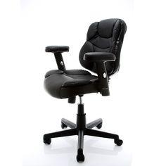 Cadeira Berwell Luxura Preta - Staples