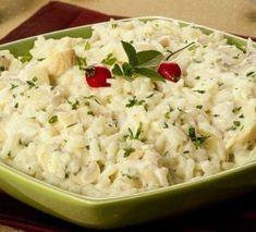 Prepare um arroz maravilhoso, cremoso e molhadinho que tem um sabor encantador e além de tudo é fácil de fazer.