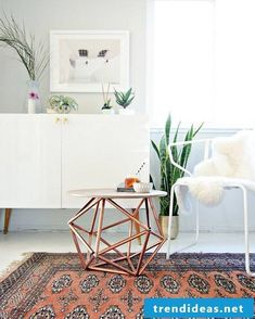DIY Home Ideas In Copper Color And Hampi Instructions!