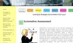 Summative Assessment -Olenka Bilash -June 2011