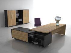 Fabulous Wooden Office Desk Design Purple Slim Office Chair