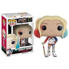 Movies Pop! Vinyl Figure Harley Quinn [Suicide Squad]