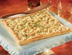 Pepperidge Farm® Puff Pastry - Recipe Detail - Caramelized Onion Tart