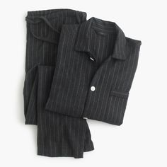 Crew Gift Guide: men's flannel pajama set in fine stripe. Jcrew Gifts, How To Have Style, Mens Flannel, Flannel Pajamas, Kpop Fashion Outfits, J Crew Men, Sharp Dressed Man, Boyfriend Gifts, Pattern Fashion