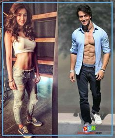 Tiger Shroff receives the cutest birthday wish from Disha Patani - Fun Entertainment News Healthy Meals For Two, Healthy Summer, Summer Salads, Entertainment Center Makeover, Entertainment Stand, Cute Birthday Wishes, Tiger Shroff, Disha Patani, Food Pictures