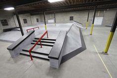 Skatepark Design and Construction Portfolio - California Skateparks Skate Ramp, Skate Surf, California Skateparks, Sean Malto, Kids Skates, Parking Design, Building Design, Cool Designs, Construction