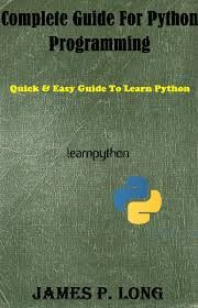 In this e-book you'll find the quick and easy guideline to learn Python Programming Language. This e-book incorporates every one of the essentials of python, functions, classes, databases use in python programming. By using this book you are able to learn specialized Python programming style, best practices, along with good programming habits.