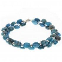 Turquoise Lace Bracelet
