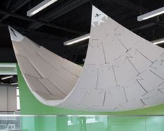 NADAAA reconsiders the tensile vault with interlocking 'catenary compression'