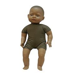 Provide an educational character to your child's toy box with the Latin American Soft Bodied Doll, 40 cm from Miniland.