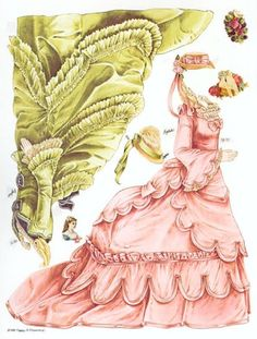 Category: 1 - 19th Century Paper Dolls