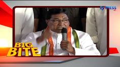 Congress Leader Jana Reddy challenges CM KCR against his rule - Express TV