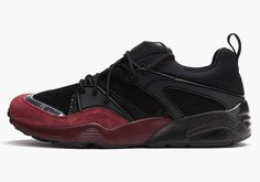 PUMA Blaze of Glory Halloween Pack 2016 Black Red | SneakerNews.com