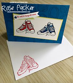 Rose Packer, Creative Roses, Stampin' Up! Epic Celebrations, Sale-a-bration