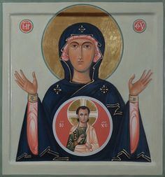 Holy Virgin of Sign. 2011