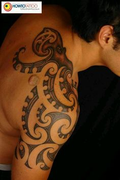 Sweet Octopus tribal