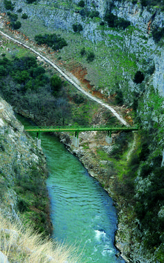 Aggitis Gorge - Serres Regional Unit - Greece Macedonia, Regional, Rivers, Bridges, Lakes, Places To Visit, The Unit, Board, Nature