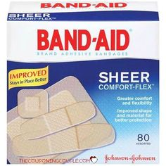 Stock up on Band Aids with a new $1.50/2 coupon! If you have kids, you know Band Aids are a must-have! Check out the deal at Walmart, too!  Click the link below to get all of the details ► http://www.thecouponingcouple.com/stock-up-on-band-aids-with-1-502-coupon/  #Coupons #Couponing #CouponCommunity  Visit us at http://www.thecouponingcouple.com for more great posts!