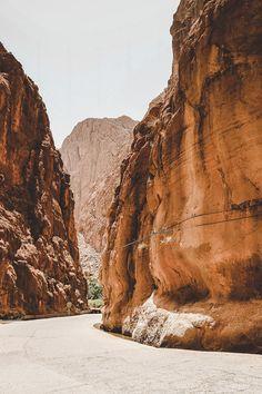 Marokko Roadtrip – vom Atlasgebirge bis tief in die Wüste