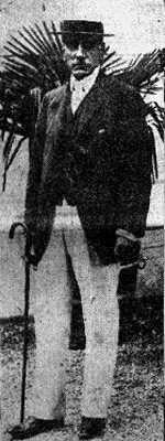 Sr. Ramón Artagaveytia nació en julio de 1840 en Montevideo, Uruguay.  Él era el hijo de Ramón Fermín Artagaveytia y María Josefa Narcisa Gómez y Calvo.  El 24 de diciembre 1871 Ramón sobrevivió al incendio y hundimie
