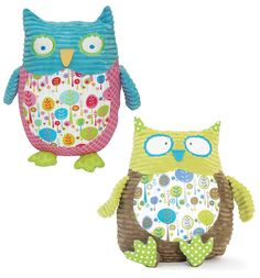Pillow Talk - Pillow Pals Large Owl Toy