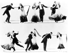 """stardustmelody: """" Ginger Rogers and Fred Astaire dancing 'The Continental' in The Gay Divorcee """" Golden Age Of Hollywood, Classic Hollywood, Old Hollywood, Hollywood Cinema, Hollywood Glamour, Shall We Dance, Lets Dance, Fred And Ginger, Dance Images"""