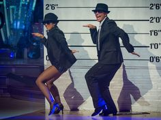 Janette Manrara and Julien Macdonald - Jive - Strictly Come Dancing 2013 - Week 3 Julien Macdonald, Strictly Come Dancing, Stars, Pictures, Outfits, Sparkle, Dreams, Dance, Photos