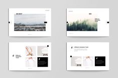 A fully editable template with 4 different layout styles in land… Postcard Flyer. A fully editable template with 4 different layout styles in landscape format. Web Design, Layout Design, Design De Configuration, Book Design, Design Resume, Resume Layout, Design Art, Postcard Layout, Postcard Template