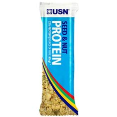 USN Protein Seed & Nut Savoury Bar | USN (Ultimate Sports Nutrition) - Official Trade Sports Nutrition Distributor | Tropicana Wholesale