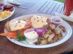 Big Island Grill - Hawaiian Breakfast on the Big Island ... loco moco, saimin, spam & eggs