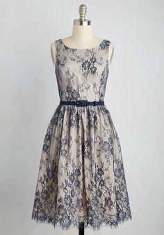 Excel in Elegance Dress, @ModCloth