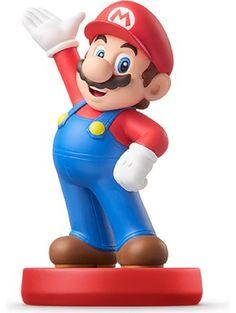Mario amiibo - Japan Import (Super Mario Bros Series) ❤ Nintendo