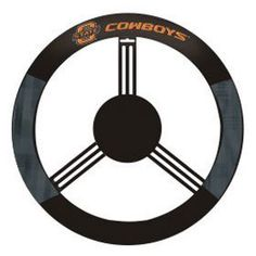 Oklahoma State Cowboys Steering Wheel Cover - Mesh