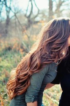 This is how I want my hair to look. Amazing Hair Ideas for Long Hair