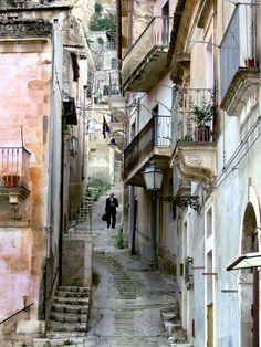 Scicli - Ragusa  - Sicily - Montalbano fiction. www.ilpoggiodellecicale.it