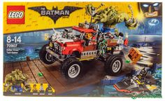 The Brothers Brick - LEGO Batman Movie 70907 Killer Croc Tail-Gator