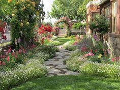 Wonderful Fairy Tale Garden