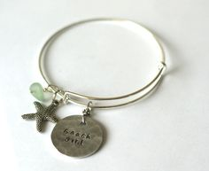 Sea and Glass Beach Girl Bracelet, $22.00