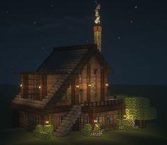 Minecraft Roof, Minecraft House Plans, Minecraft Structures, Minecraft Mansion, Easy Minecraft Houses, Minecraft House Tutorials, Minecraft House Designs, Minecraft Decorations, Amazing Minecraft